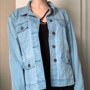 Light Denim Jacket size 2/medium